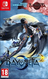 Bayonetta + Bayonetta 2 SWITCH