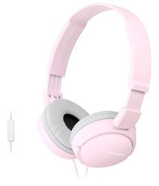 Ausinės Sony MDR-ZX110AP Pink