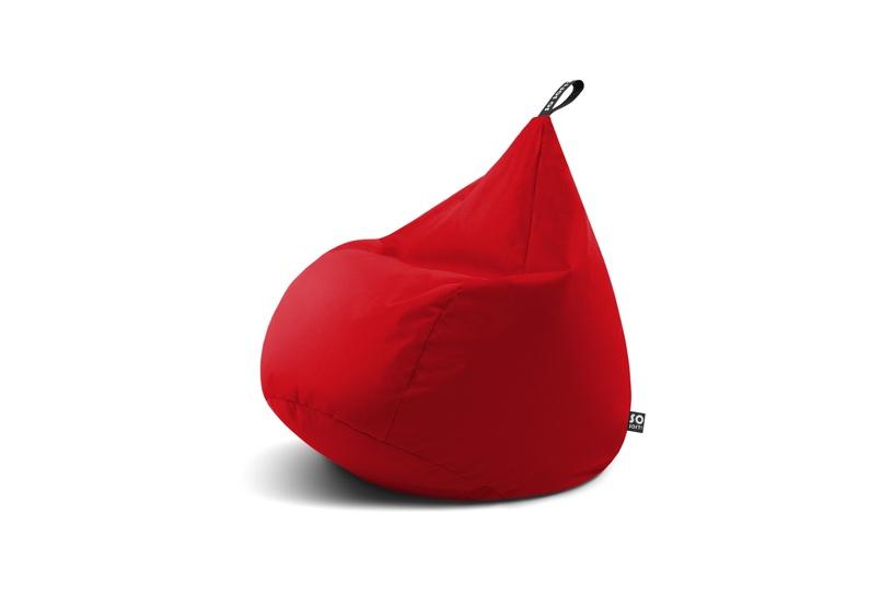 Кресло-мешок So Soft Drop, красный, 160 л