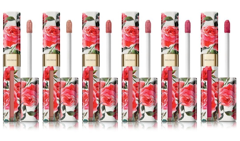 Dolce & Gabbana Dolcissimo Matte Liquid Lipcolour 5ml 10