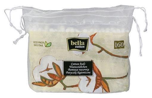 Bella BIO Cotton Pads 160pcs