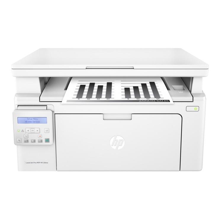 Multifunktsionaalne printer HP Laserjet Pro MFP M130NW, laseriga