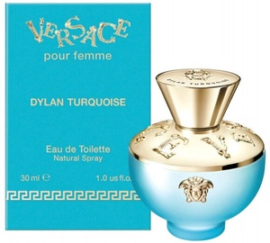 Туалетная вода Versace Pour Femme Dylan Turquoise 30ml EDT