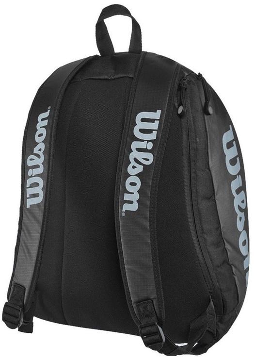 Wilson Tour Backpack For 2 Rackets Black