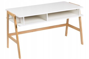 GoodHome 852 Dressing Table White/Pine
