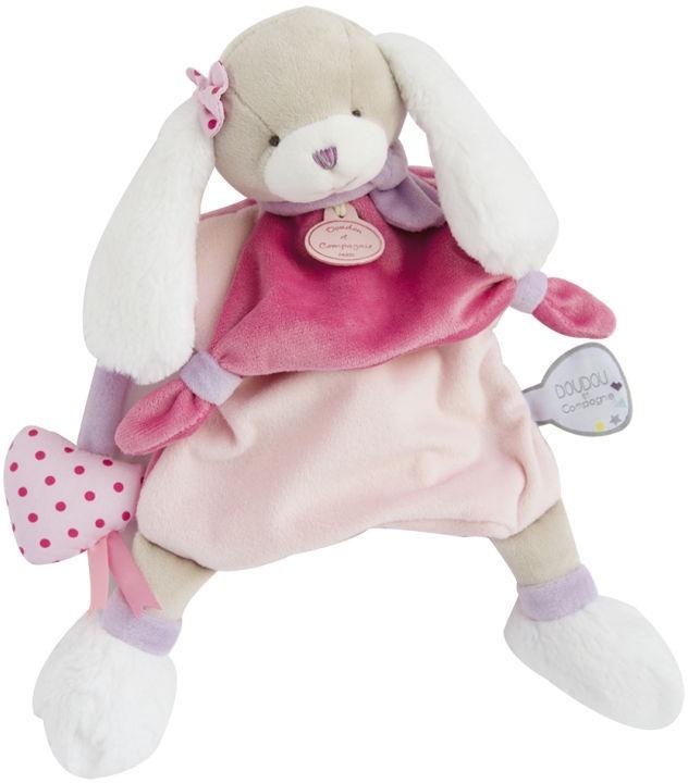Игрушка для сна Doudou Et Compagnie Le Chien Girl DC3083, 28 см