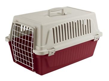 Gyvūnų transportavimo dėžė Ferplast, 60 x 40 x 38 cm