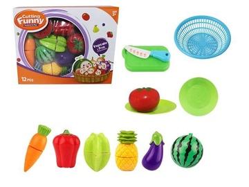 Askato Cutting Funnu Vegetabls And Fruits 102917