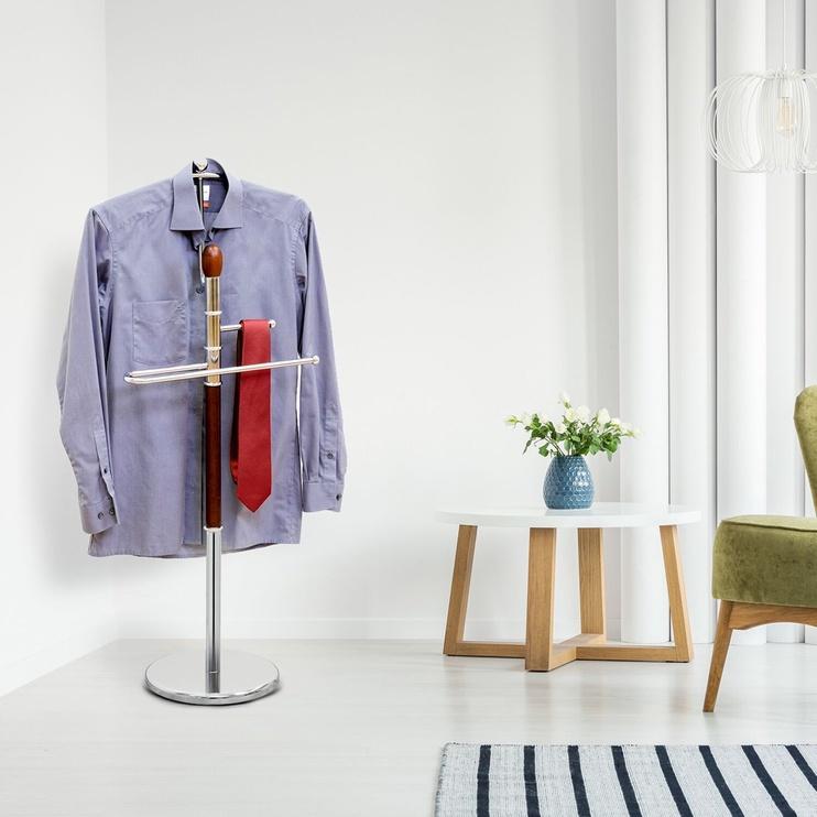 Вешалка для одежды Tatkraft Dandy 13018, хромовый