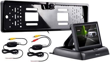 Камера заднего вида Tracer Wireless Reversing Camera With Monitor Rview S1