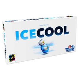 Stalo žaidimas Brain Games, Ice cool