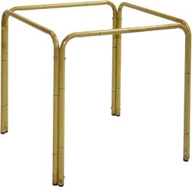Evelekt Table Legs Aluminium/Bamboo 18618