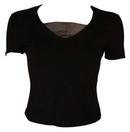 Bars Womens T-Shirt Black 140 M