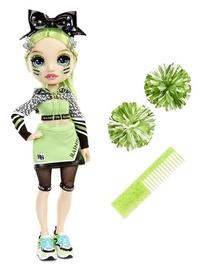 Кукла MGA Rainbow High Fashion Cheer Doll Jade Hunter