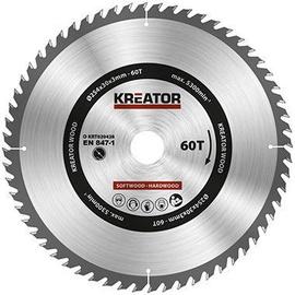 Kreator Sawblade 254x30x3mm 60T