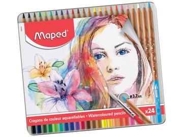 Цветные карандаши Engsig Nordic Watercolor, 24 шт.