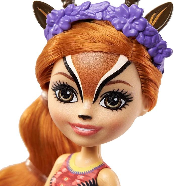 Кукла Enchantimals Gabriella Gazelle & Racer GTM26