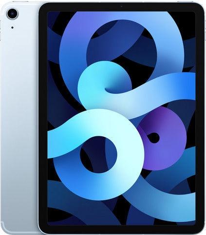 Планшет Apple iPad Air 4 10.5, голубой, 10.9″, 3GB/64GB, 4G