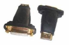 Brackton Adapter DVI to HDMI Black