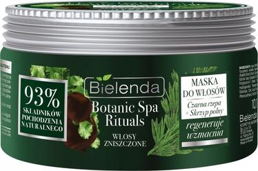 Kaukė plaukams Bielenda Botanic Spa Rituals Black Turnip + Horsetail,300 g