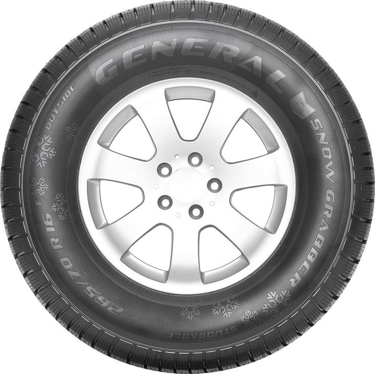 Automobilio padanga General Tire Snow Grabber 245 65 R17 107H