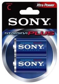 Sony Alkaline Battery LR14 x 2
