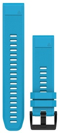 Garmin Fenix 5 22mm QuickFit Silicone Cirrus Blue