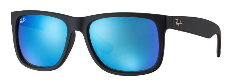 d54bf429a1705 Ray-Ban Justin Color Mix RB4165 622 55 55-16