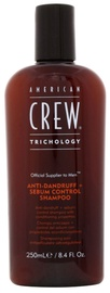 Šampoon American Crew Trichology Anti Dandruff + Sebum Control Shampoo 250ml