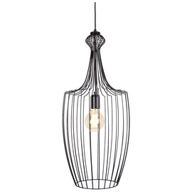 Светильник Nowodvorski Luksor 8847 Ceiling Light 60W E27 Black