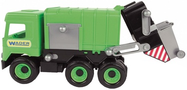 Wader Middle Garbage Truck Green 32103