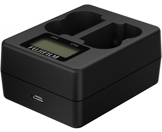 Fujifilm Dual Battery Charger BC-W235 For X-T4
