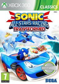 Sonic And All-Stars Racing: Transformed Xbox 360