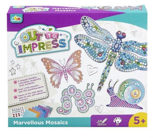 Addo Crystal Marvellous Mosaics 318-17108