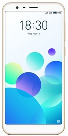 Mobilusis telefonas Meizu M8c Gold, 16 GB