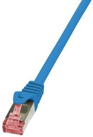 LogiLink CAT 6 S/FTP Cable Blue 1m
