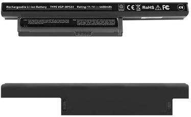 Qoltec Long Life Notebook Battery For Sony VGP-BPS22 4400mAh