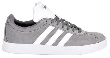 Adidas VL Court 2.0 B43807 Gray 40.5