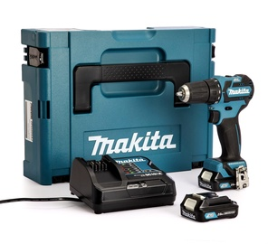 Makita DF332DSAJ Cordless Drill 10.8V 2x2Ah