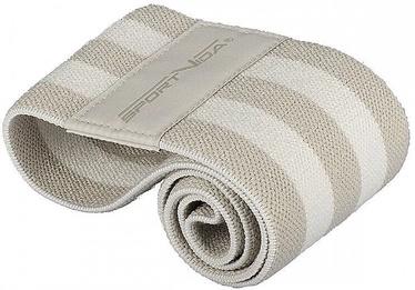 SportVida Fitness & Crossfit Rubber Hip Band 32x7.6cm Grey