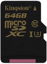 Kingston SDCG Series 64GB microSDXC UHS-I Class U3