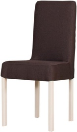 Bodzio KWN Chair with Latte Legs Brown S1