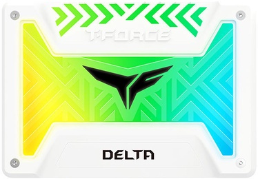 Team Group T-Force Delta RGB SSD 1TB White