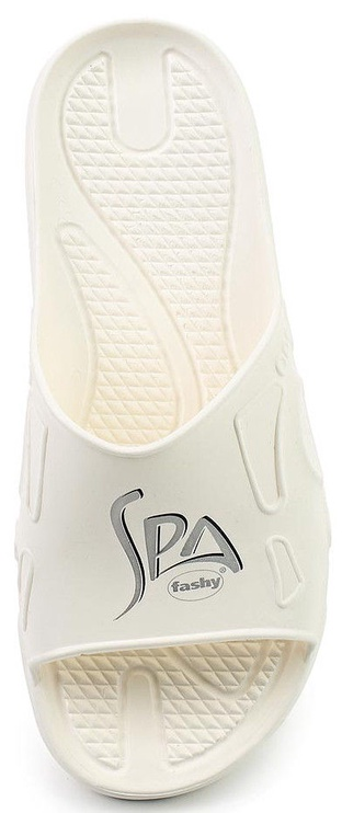 Fashy Spa Slippers 7230 White 38
