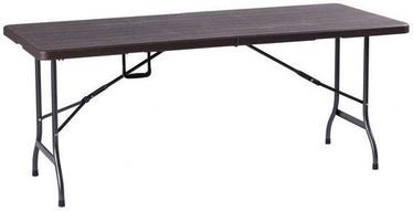 Стол для кемпинга GoodHome SZK-180 Brown, 180 x 75 x 72 см