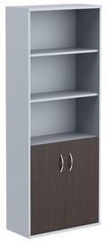 Skyland Imago ST-1.1 Shelf w/ Doors Wenge Magic/Metallic