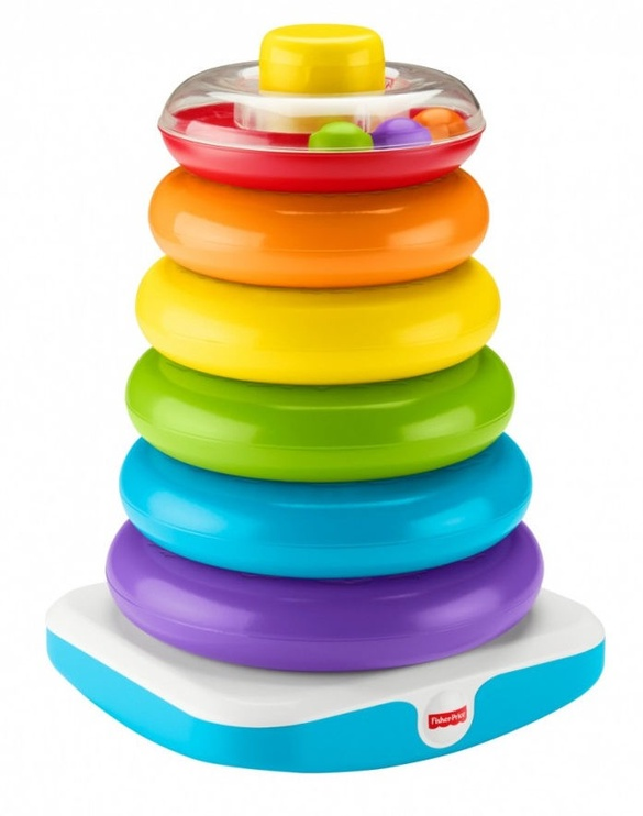 Fisher Price Giant Rock A Stack GJW15