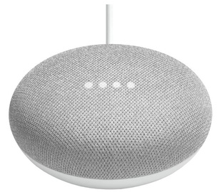 Belaidė kolonėlė Google Home Mini Chalk