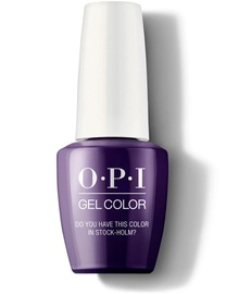 Лак-гель OPI Gel Color Do You Have this Color in Stock-holm?, 15 мл