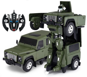 Rastar R/C Land Rover Defender Transformable Car 76420 Green